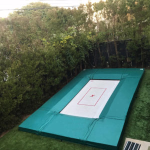 FlyBed Trampoline for sale