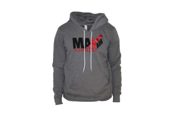 MaxAir logo hoodies