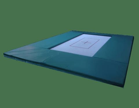 7x14 Rectangular Trampoline Pads