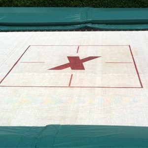 Logo Imprint - Trampoline Bed