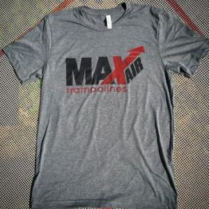 MAX AIR SHORT SLEEVE T-SHIRT