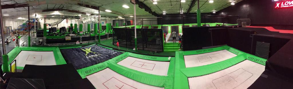 A trampoline for sale from MaxAir can include commercial use, above ground, in-ground, and a custom size and color.