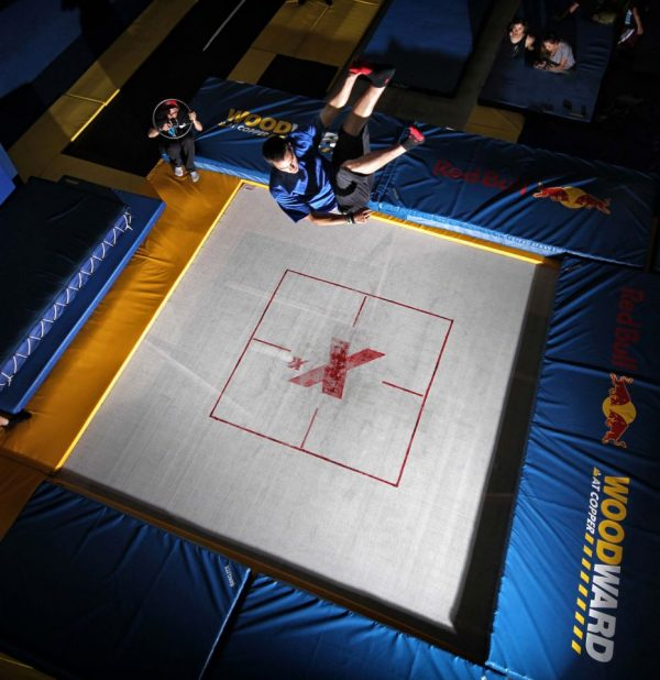 A MaxAir Trampoline is like nothing else. A jumper is on a Woodward Copper super tramp in California. Contact us for the Best Trampoline to Buy