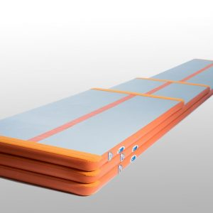 Three different types of MaxAir's Gymnastic Air Mat