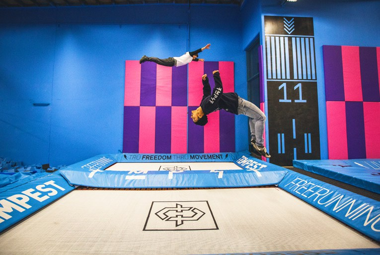 Pictures Of Trampolines In Action Maxair Trampolines Gallery