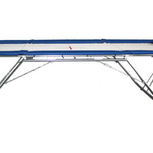 An Olympic-approved folding trampoline.